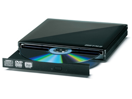 DVDドライブ